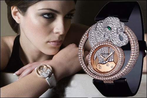 Cartier Le Cirque Animalier Replica Watches
