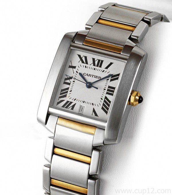 Cartier Tank Francaise Replica Watches